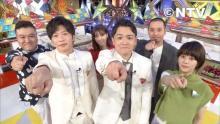 田中圭、千鳥・ノブの女房役でイチャイチャ進行 西野七瀬と『あな番』コンビも実現