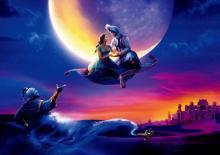 『アラジン』興収120億円突破 メナ・マスードは『D23』にサプライズ出演