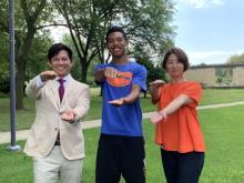 『世界陸上』織田裕二、サニブラウン選手の強さの秘密に迫る「伸びしろたっぷりの段階」