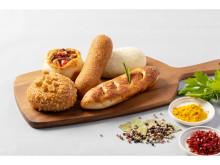 個性豊かなカレーパンとあんぱんが登場するパンフェアを開催