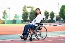 中条あやみ、主演映画で下半身麻痺のパラカヌー選手に挑戦 東京五輪ごろに公開予定