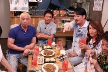 遠藤龍之介、LiLiCo &小田井涼平夫妻が来店「本音でハシゴ酒」のお店in月島