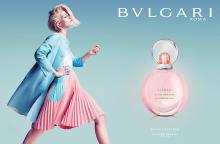 """季節も変わるから香水も新しく♡ブルガリの新フレグランスは""""みずみずしくきらめくローズの香り"""""""