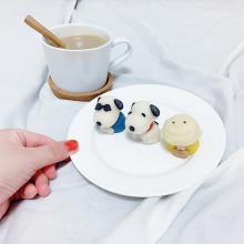 かわいすぎて食べられない…!ローソンの「食べマススヌーピー」の和菓子を今すぐ買いに行かなくちゃ♡