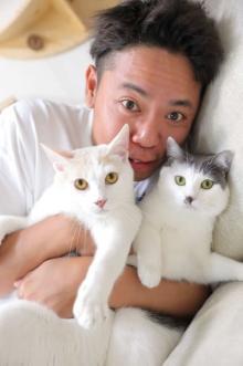 サンシャイン池崎、愛猫とのYouTube開始 チャンネル収入の利益全額寄付へ