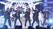 大人気!ものまねジャニーズ軍団!永島&杉原&藤本アナはPerfumeに挑戦