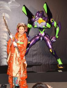 高橋洋子、エヴァ楽曲は「天からのギフト」