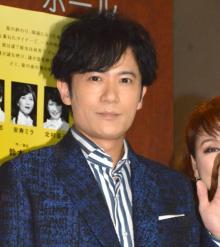 稲垣吾郎、ジャニーさんお別れ会質問に苦笑「聞かれるのは4回目」