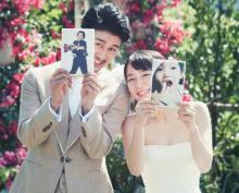"""吉岡里帆、純白のウエディングドレスで""""映え婚""""レクチャー「お互いを見直す時間になる」"""