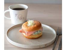 京都の朝の新定番!「koe donuts kyoto」にドーナツサンドイッチ誕生