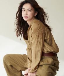 長谷川京子、9年ぶり舞台で初主演 女王役「決して肩肘張らずに」