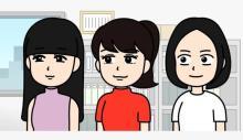 Perfume、アニメキャラ化 広島ご当地アニメ『おしゃべり唐あげ あげ太くん』にゲスト出演