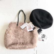 プチプラのあやさんプロデュースの「ファーバッグ」が人気♡秋冬に向けてGETするべきアイテムでした!