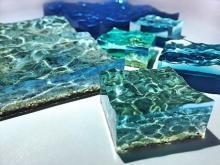 """沖縄の""""美ら海""""を手のひらに… 制者語る天然素材へのこだわり"""