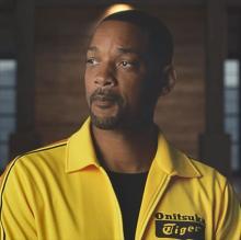 """黄色い""""魔人""""みたいなウィル・スミス オニツカタイガーとコラボムービー"""