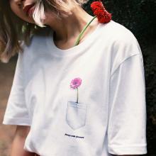 10月誕生日の子いなかったかな…思わずプレゼントしたくなる「誕生花Tシャツ」は今しか買えない限定アイテム♡