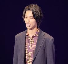 """【TGC2019AW】横浜流星、""""舌ペロ""""表情に女子熱狂「盛り上がってくれてうれしかった」"""