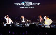 【TGC2019AW】BTSの弟分・TOMORROW X TOGETHER、日本初パフォーマンス