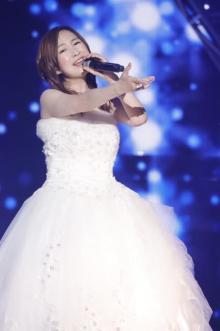 ガンダムの歌姫・森口博子、40周年記念のガンダムフェスで代表曲からコラボ曲まで披露