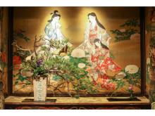 文化財を彩る美と花の祭典「いけばな×百段階段2019」開催