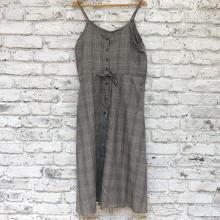しまむらのチェック柄ジャンパースカートで秋を先取り♡ #しまパト で見つけたおすすめアイテムはこれ!