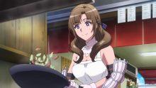 TVアニメ『 通常攻撃が全体攻撃で二回攻撃のお母さんは好きですか? 』第7話「学祭の主役は学生だ。それはただ制服を着ている人も含まれてしまうのだがな…。」【感想コラム】