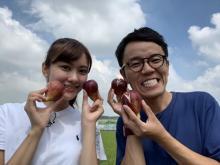 ABCテレビ新人・増田紗織アナウンサー、情報番組準レギュラーで初ロケ