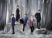 AAA新曲「BAD LOVE」MV公開 メンバーそれぞれの二面性が空間で重なり合う