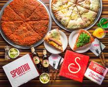 """9月17日は""""イタリア料理の日""""!ミラノ発「スポンティーニ」では先着でかなりお得に""""マルゲリータ""""が楽しめます"""