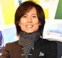 つんく♂、和太鼓楽曲を初プロデュース「新しい日本のエンターテインメント」 PCに文字打ち会見対応