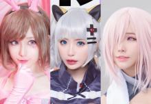 台湾、香港、シンガポール… アジアで人気の美女レイヤーが集結する「ファン交流イベント」開催