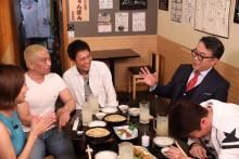 三谷幸喜、高橋みなみが来店「本音でハシゴ酒」のお店紹介in高円寺