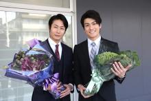 戸次重幸、森本慎太郎、坂ノ上茜ら強行犯係が笑顔と涙のクランクアップ!