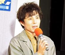 中尾明慶、ナレーションで「パパだ!」と5歳の息子が気づき「鼻が高い」