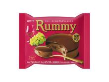 ラムレーズンがみずみずしい!「ラミーチョコアイス」新発売
