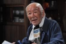 柳生博、『やすらぎ』で20年ぶり連ドラ出演 俳優として「最後の仕事」