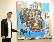 """バナナマン設楽、ZOZO前澤前社長所有の""""123億""""絵画に感嘆「迫力とパワーがみなぎっている」"""