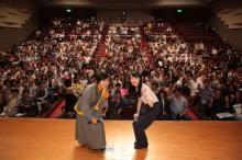 【いだてん】上白石萌歌「いろいろなことを前畑秀子さんから教えてもらった」