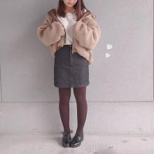 おちび × オーバーサイズ最強説♡低身長なSサイズ女子にこそ着てほしい秋冬のおすすめコーデ5つをご紹介♩