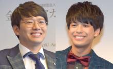"""ミキ亜生&森崎ウィン""""そっくりすぎ""""2ショット公開「お兄ちゃんより似てる」"""