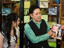 有田哲平、90年代女子プロ団体対抗戦を力説 観客の度肝を抜いた「北斗晶VS神取忍」