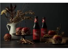 秋冬限定!焼リンゴを使ったアップルパイ風味のビールが登場