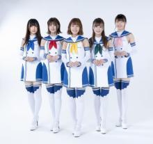 """岡山発""""サーキットクイーン""""アイドル5人組・OIRC(仮)、11・6 CDデビュー"""