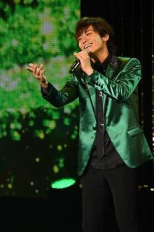 新浜レオンが1stソロコンサート開催、西城秀樹さんの名曲「ブルースカイ ブルー」も披露