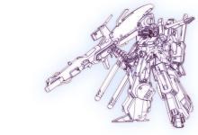 『ガンダム・センチネル』FAZZのガンプラ、カトキハジメ氏完全監修でMGが19年ぶり刷新