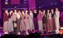 【GirlsAward】乃木坂46のモデル美女13人がランウェイ彩る