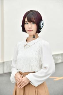 美山加恋『ゼロワン』で声優型ヒューマギアに 伊瀬茉莉也と共にプリキュアから仮面ライダーへ