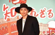 登坂広臣、台北観光大使の尽力誓う「音楽やエンターテインメントを通して」