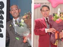 【いだてん】中村勘九郎・阿部サダヲが相次いでクランクアップ 全撮影終了