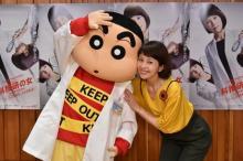 沢口靖子、榊マリコとして声優出演 『クレヨンしんちゃん』で「科捜研の女」だゾ!